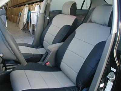 Honda Civic 2003 2004 2005 Vinyl Custom Seat Cover Ebay