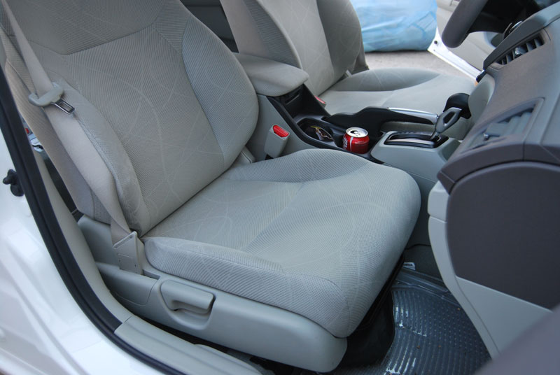 honda civic sedan 2012 leather like custom seat cover ebay. Black Bedroom Furniture Sets. Home Design Ideas