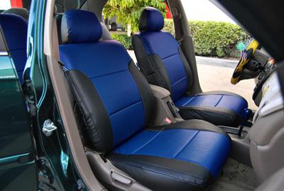Honda Civic 1997 98 99 00 01 02 Vinyl Custom Seat Cover Ebay