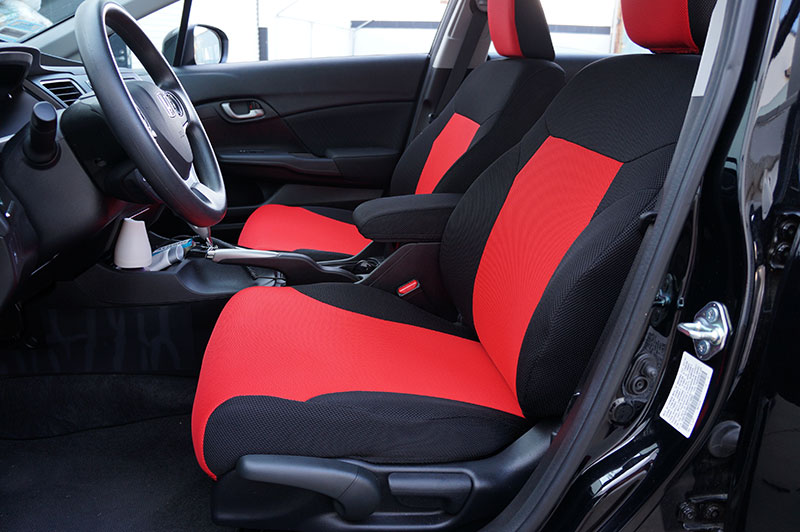 honda civic sedan 2012 2014 spacer mesh custom made fit. Black Bedroom Furniture Sets. Home Design Ideas