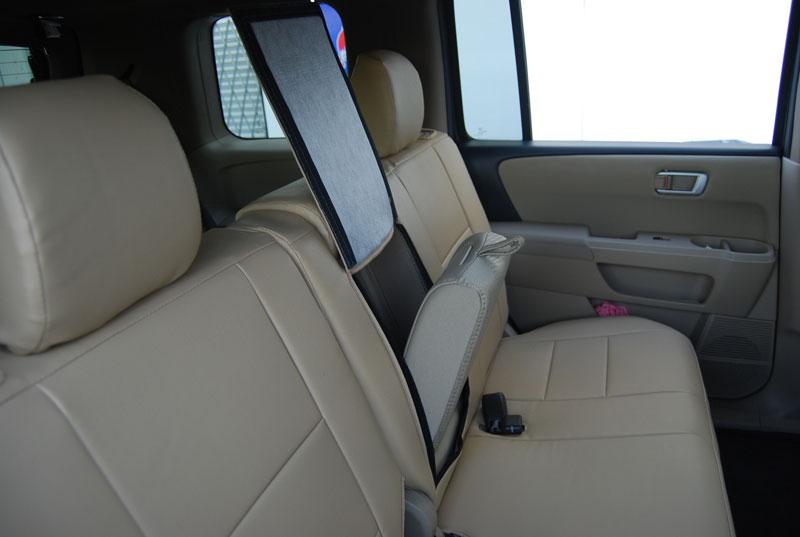 custom honda pilot 2013 car interior design. Black Bedroom Furniture Sets. Home Design Ideas