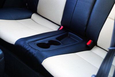 leather like custom seat cover for hyundai veloster 2012 2013 ebay. Black Bedroom Furniture Sets. Home Design Ideas