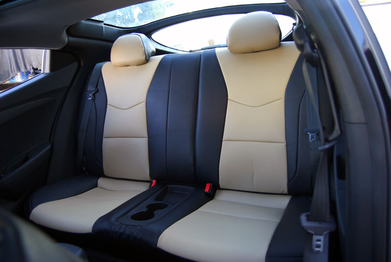 Hyundai Veloster 2012 2016 Iggee S Leather Custom Seat