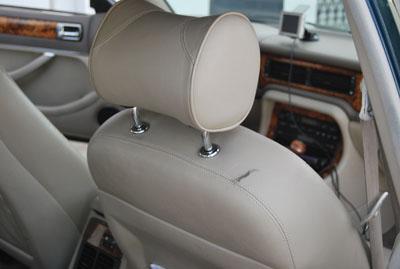 Jaguar Xj6 1979 1994 Iggee S Leather Custom Fit Seat Cover