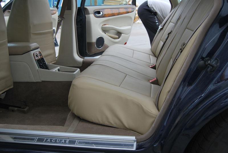 Jaguar Xj8 1998 2003 S Leather Seat Covers Ebay