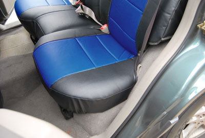 jeep grand cherokee1999 2004 leather like seat cover ebay. Black Bedroom Furniture Sets. Home Design Ideas