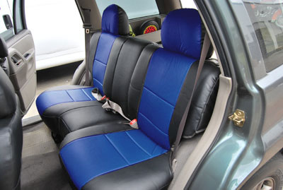 jeep grand cherokee 2005 2010 iggee s leather custom fit seat cover 13colors ebay. Black Bedroom Furniture Sets. Home Design Ideas