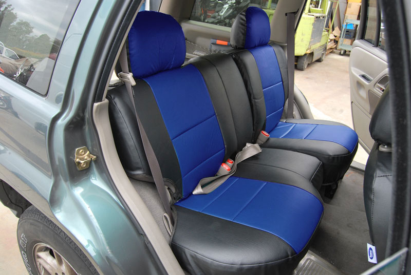 jeep grand cherokee 2005 2010 iggee s leather custom fit seat cover. Cars Review. Best American Auto & Cars Review