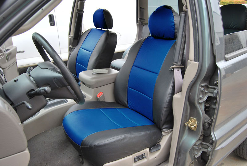 jeep grand cherokee 2005 2010 leather like seat cover ebay. Cars Review. Best American Auto & Cars Review