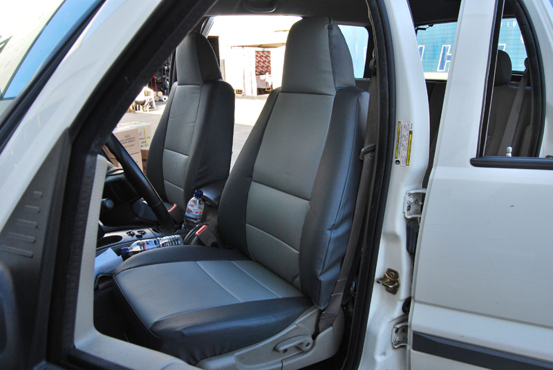 Jeep Liberty Sport 2002 2010 Iggee S Leather Custom Fit