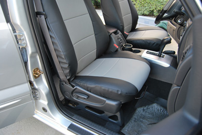 Jeep Liberty 2002 2013 Iggee S Leather Custom Fit Seat