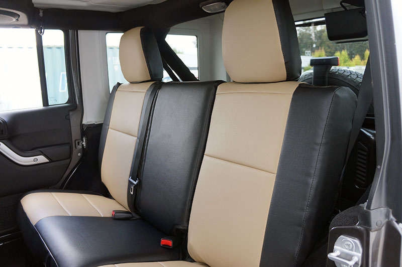jeep wrangler 2013 2016 iggee s leather custom seat cover 13colors available. Black Bedroom Furniture Sets. Home Design Ideas