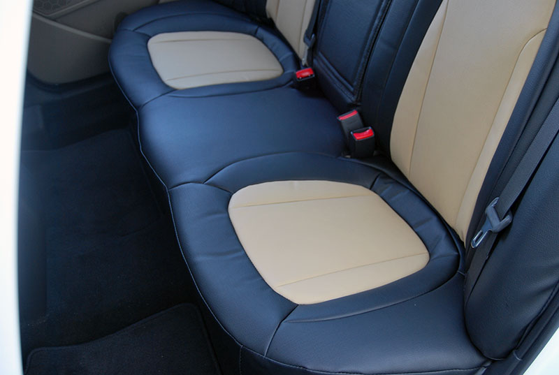 KIA OPTIMA 2011 2012 LEATHER LIKE CUSTOM FIT SEAT COVER