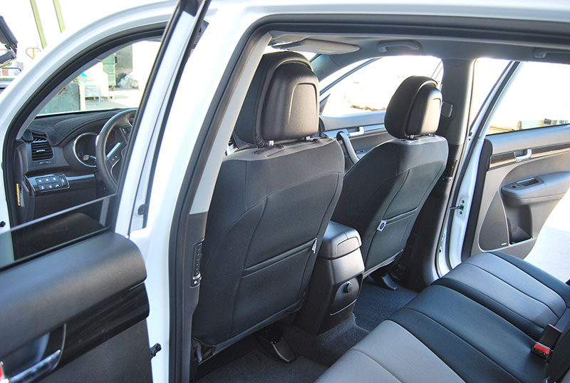 Kia Forte Koup Car Seat Covers