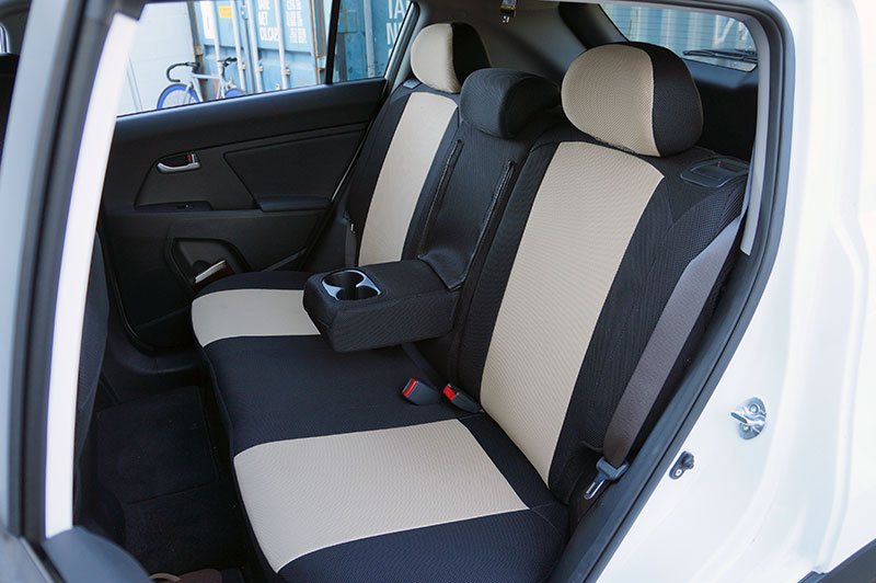 kia sportage seat covers ebay autos post. Black Bedroom Furniture Sets. Home Design Ideas