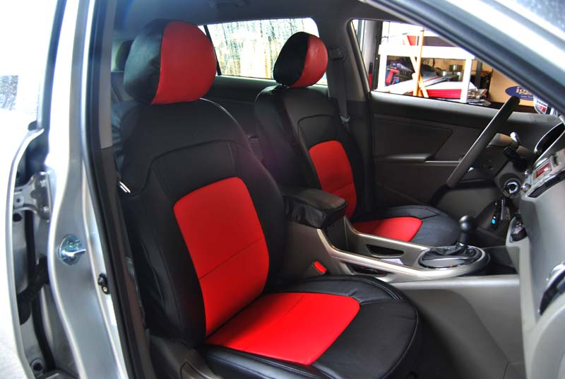 MAZDA CX 5 2013 2016 IGGEE SLEATHER CUSTOM FIT SEAT COVER