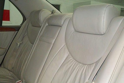 2003 Lexus Ls430 >> LEXUS LS 430 2001-2006 LEATHER-LIKE CUSTOM SEAT COVER | eBay