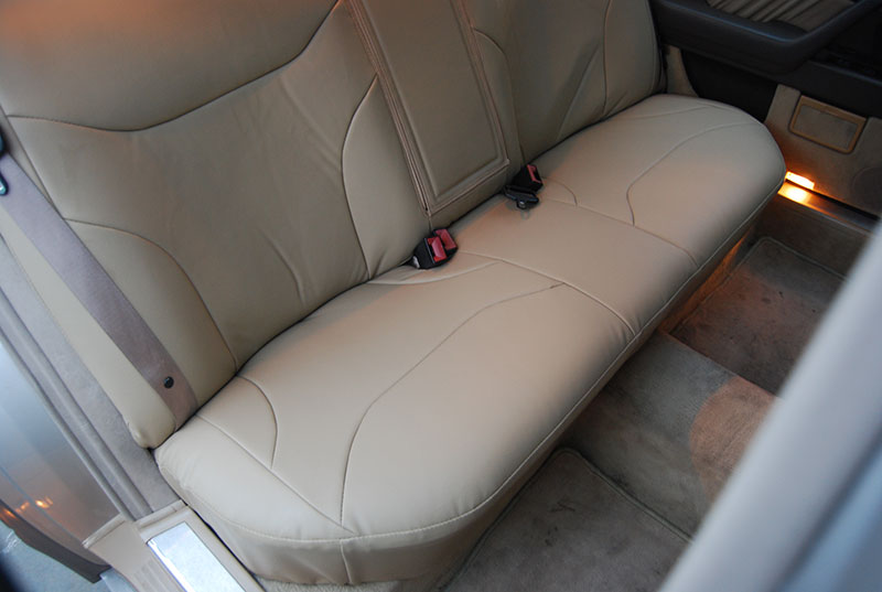 Mercedes benz s 500 1994 1998 iggee s leather custom fit for Seat covers mercedes benz