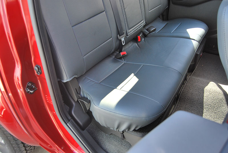 Seat Covers Nissan Frontier Seat Covers