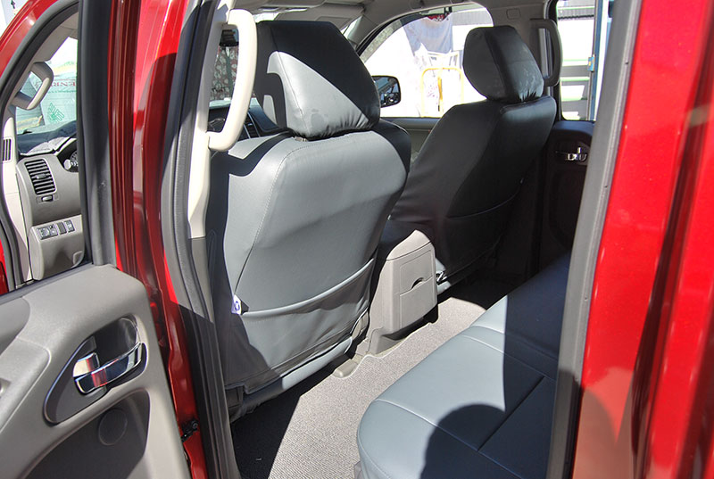 Seat Covers Seat Covers Nissan Frontier