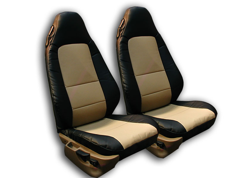Bmw Z3 1996 2002 Black Beige Iggee S Leather Custom Fit