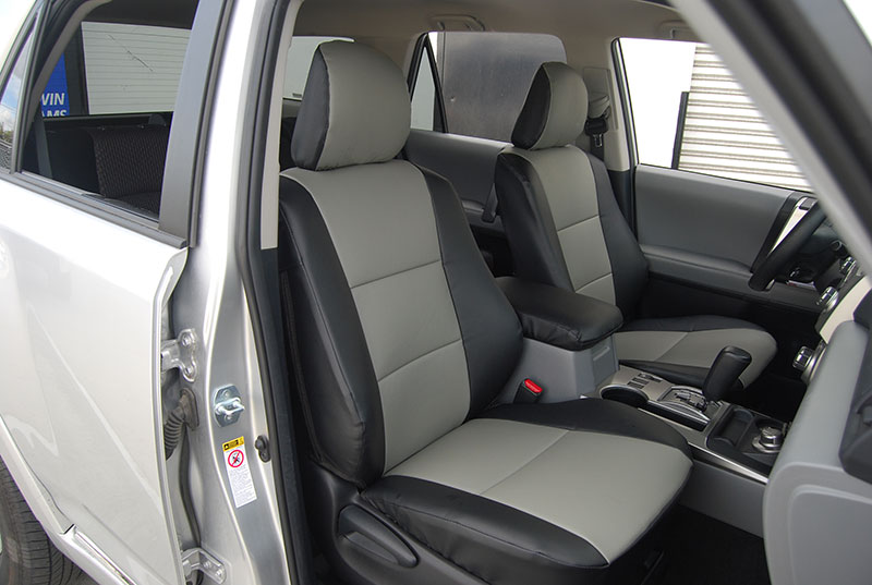 Toyota Leather Seat Covers 4runner Velcromag