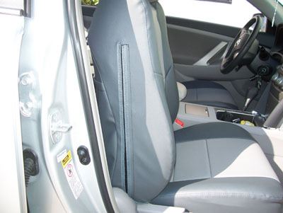 subaru legacy 2009 2014 iggee s leather custom fit seat cover 13colors available ebay. Black Bedroom Furniture Sets. Home Design Ideas