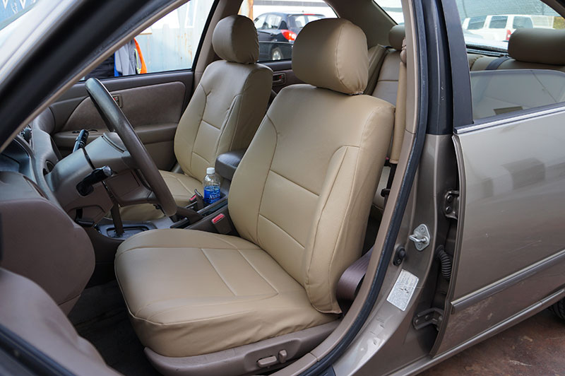 2008 toyota camry leather seat covers. Black Bedroom Furniture Sets. Home Design Ideas