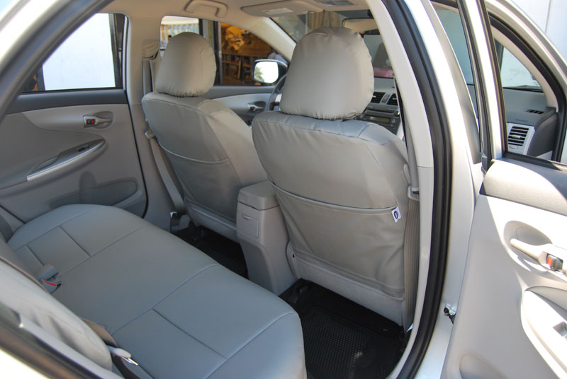 Toyota Corolla Seat Covers 50 Years Of The Toyota Corolla