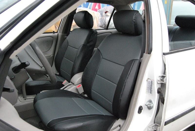 toyota corolla 1998 2002 vinyl custom seat cover ebay. Black Bedroom Furniture Sets. Home Design Ideas