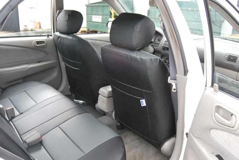 Toyota Ash Leather Interior