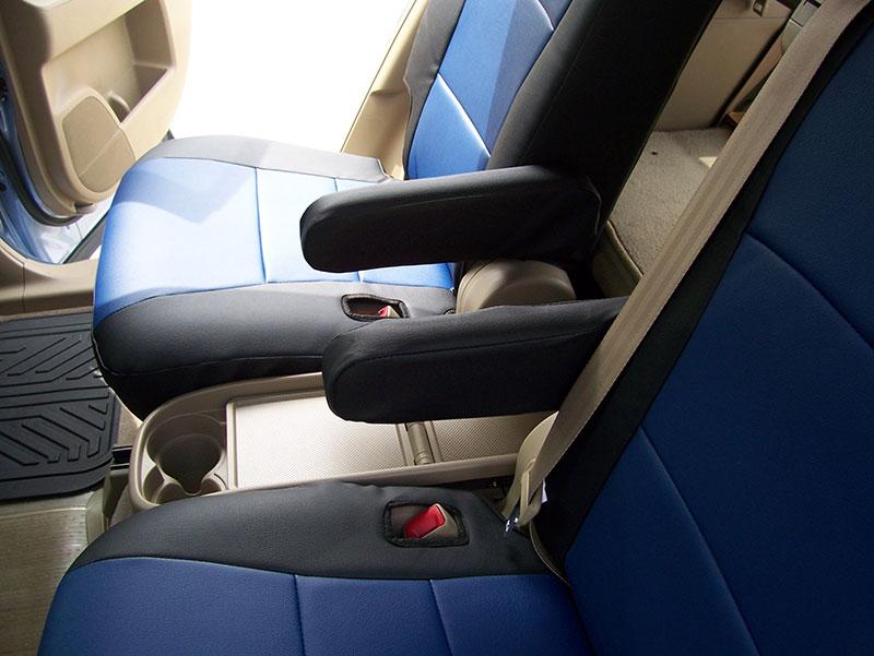 toyota highlander 2008 2010 iggee s leather custom fit seat cover 13colors. Black Bedroom Furniture Sets. Home Design Ideas