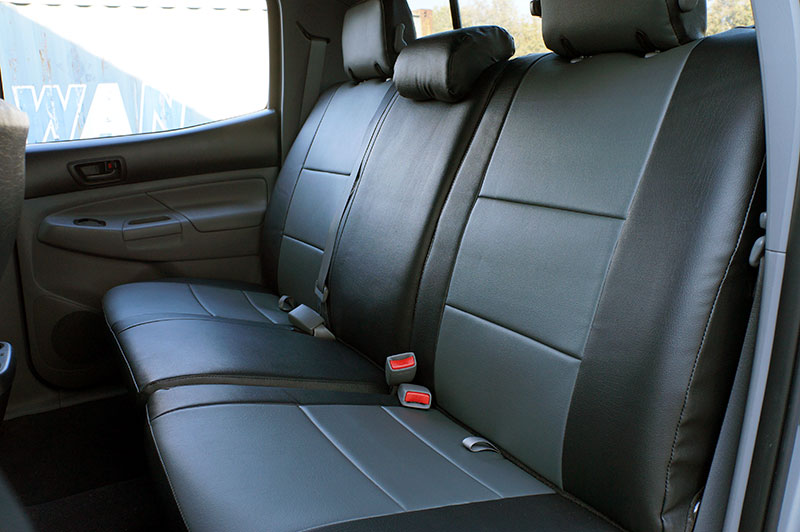 2010 Toyota Tacoma Seat Covers