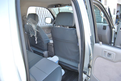 Toyota Tacoma 2005 2011 Iggee S Leather Custom Fit Seat