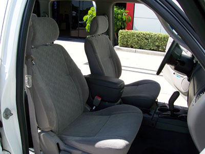 Toyota Tacoma 2005 2011 Iggee S Leather Custom Fit Seat