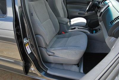 Toyota Tacoma Seat Covers >> TOYOTA TACOMA CUSTOM MADE FACTORY FIT SEAT COVER   eBay