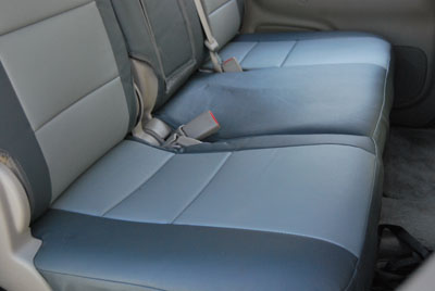 toyota tundra 2005 2006 iggee s leather custom fit seat cover 13colors available. Black Bedroom Furniture Sets. Home Design Ideas