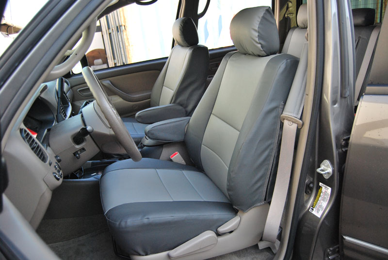 toyota tundra leather seat covers