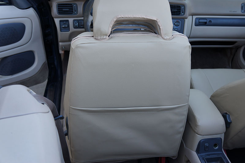 VOLVO C70 CONVERTIBLE 1999-2004 LEATHER-LIKE CUSTOM FIT ...