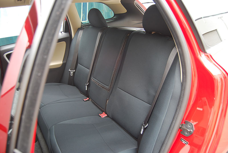 volvo xc 60 2010 2014 iggee s leather custom fit seat cover 13 colors available ebay. Black Bedroom Furniture Sets. Home Design Ideas